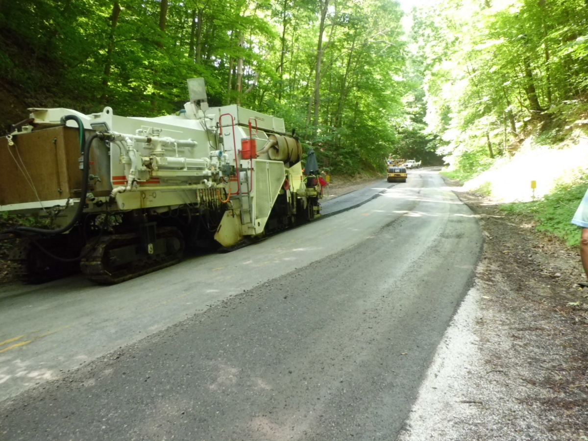 Project Image for Boston Mills Road Resurfacing Phase 2