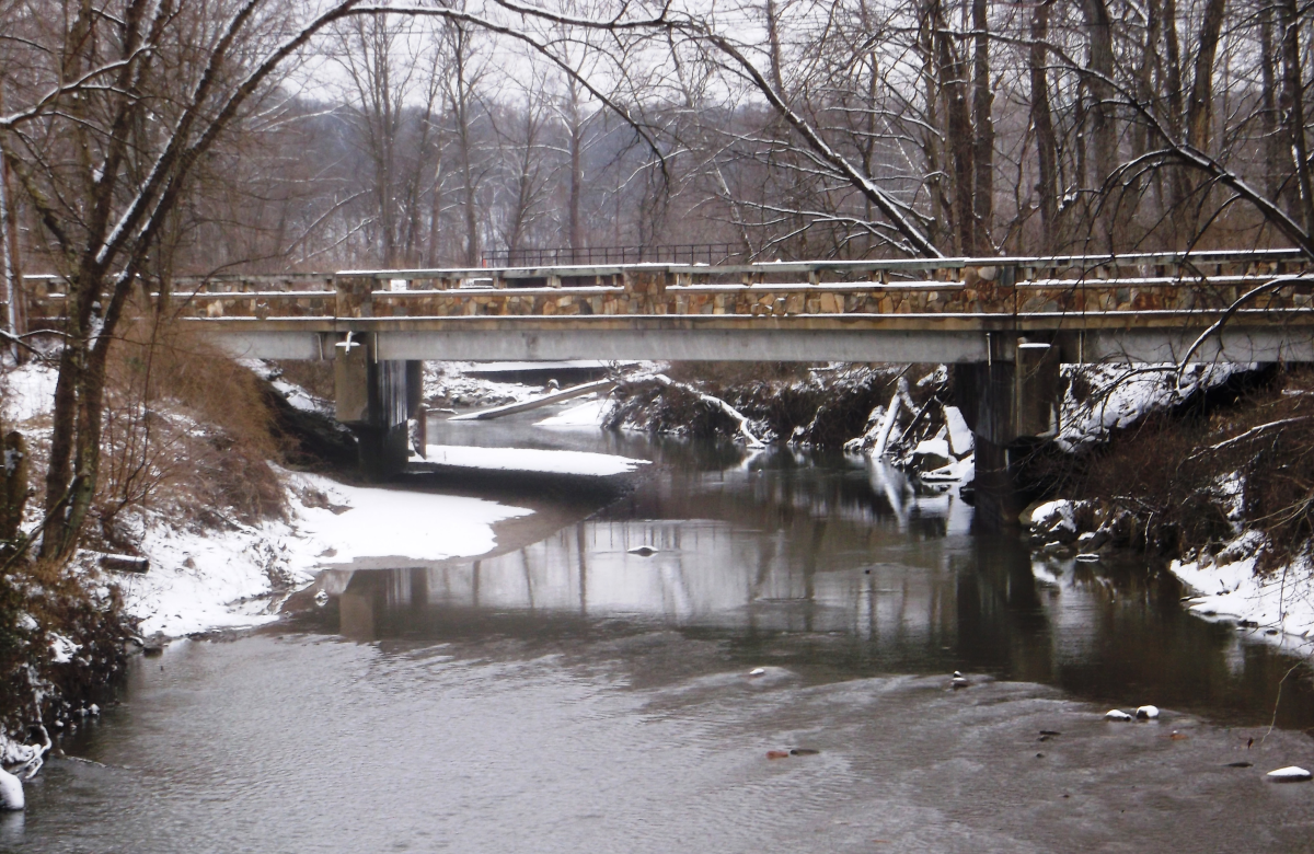 Project Image for Riverview Road Bridge over Furnace Run Replacement Project